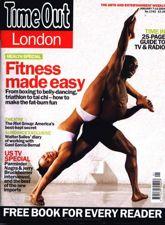 Timeout Magazine, London January 7-14, 2004